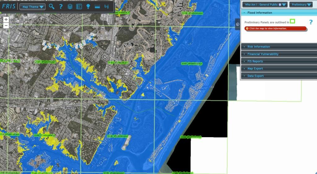 new flood maps