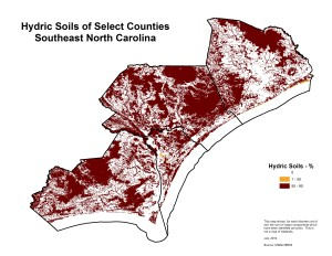 SE_Counties_Hydric Soils A